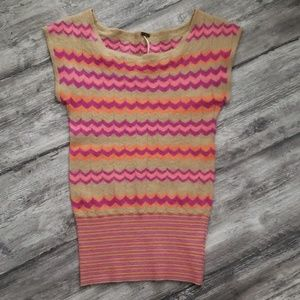 Free People knit top XS